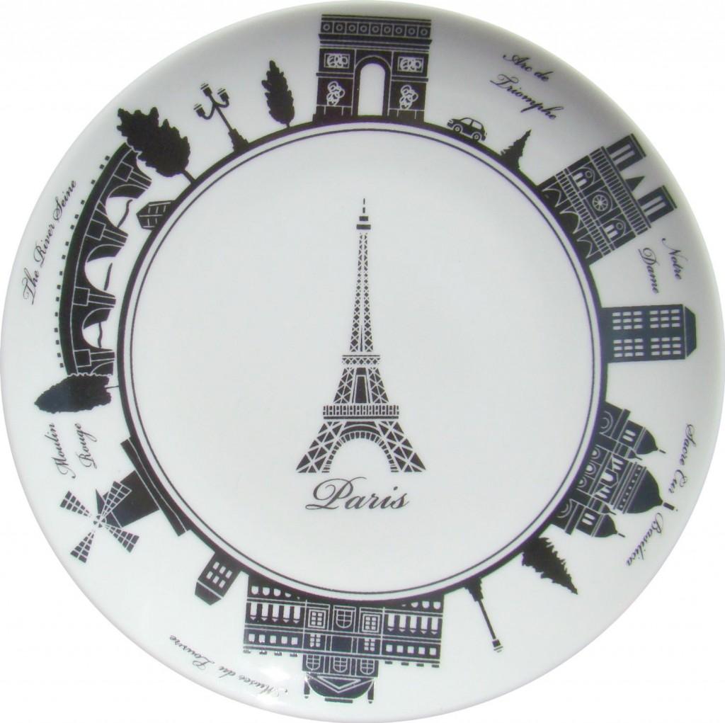 Paris Icon Dishes
