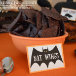 Halloween Party Food Printables