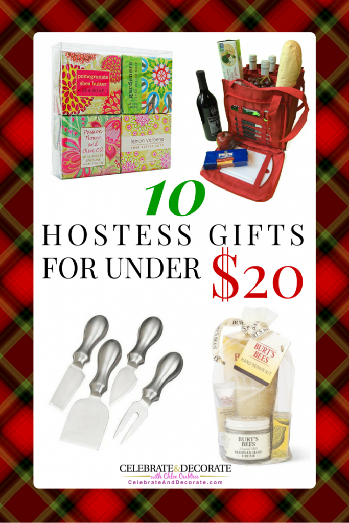 10 Hostess Gifts Under $20
