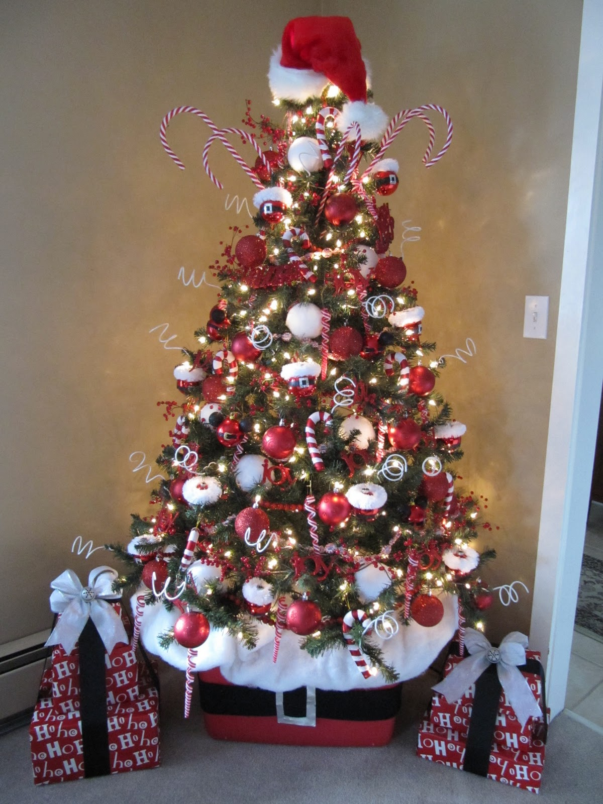 how to decorate a - How To Decorate A Beautiful Christmas Tree