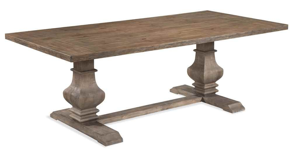 How to Choose a Dining Table Celebrate amp Decorate : Bassett Rectangular Dining Table from celebrateanddecorate.com size 1000 x 532 jpeg 26kB