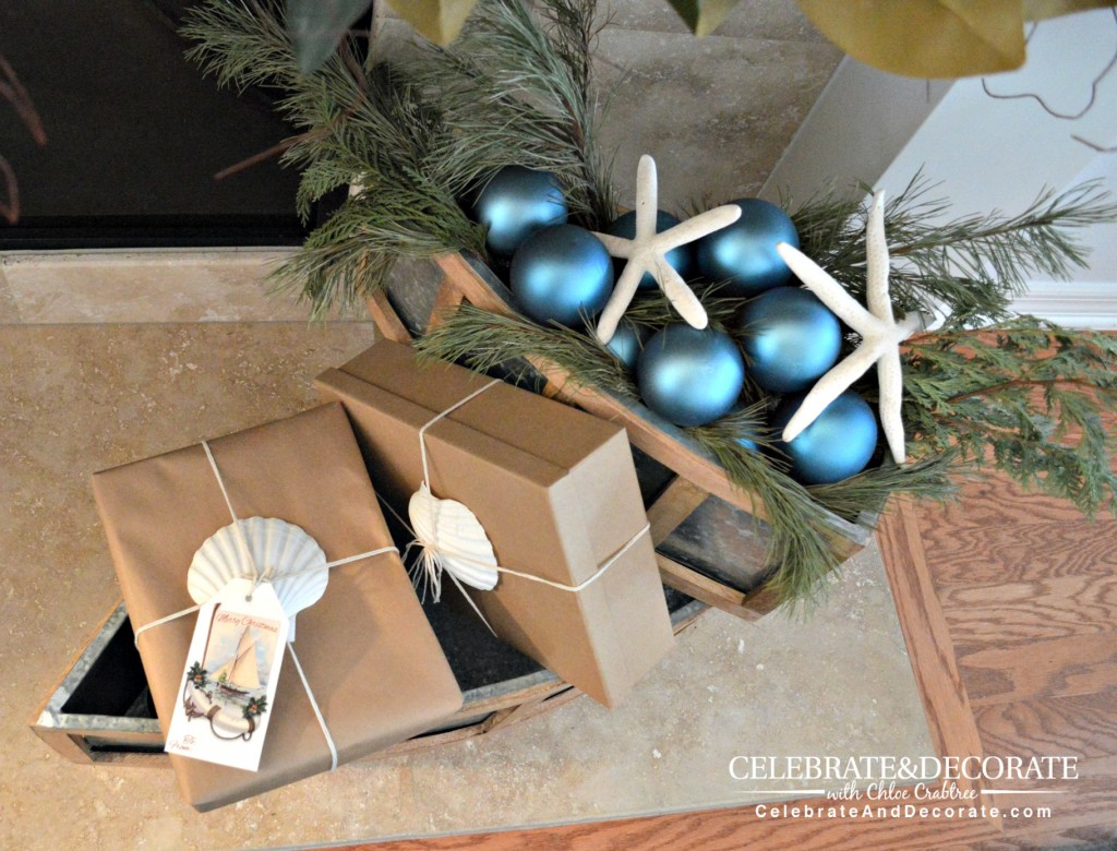 Coastal Christmas packages