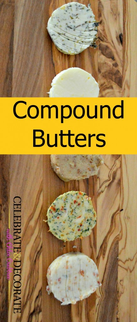 Easyy and delicious compound butters