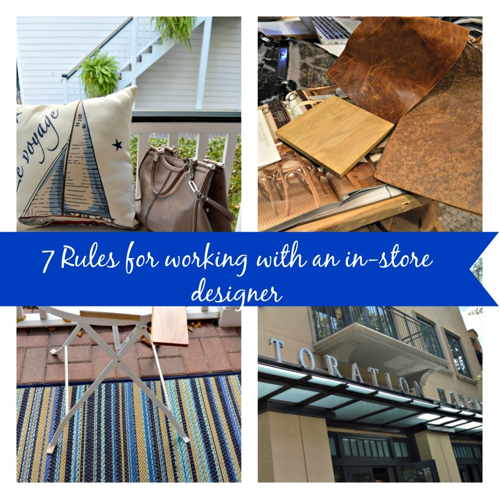 PicMonkey Collage7 Rules for working with an in-store designer
