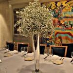 Elegant Centerpieces for a Winter Dinner