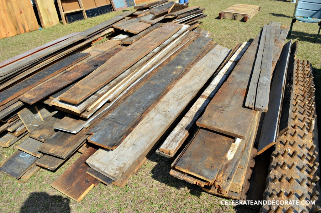 Old Boards Available for sale at Renninger's
