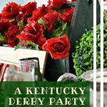 A Kentucky Derby Party