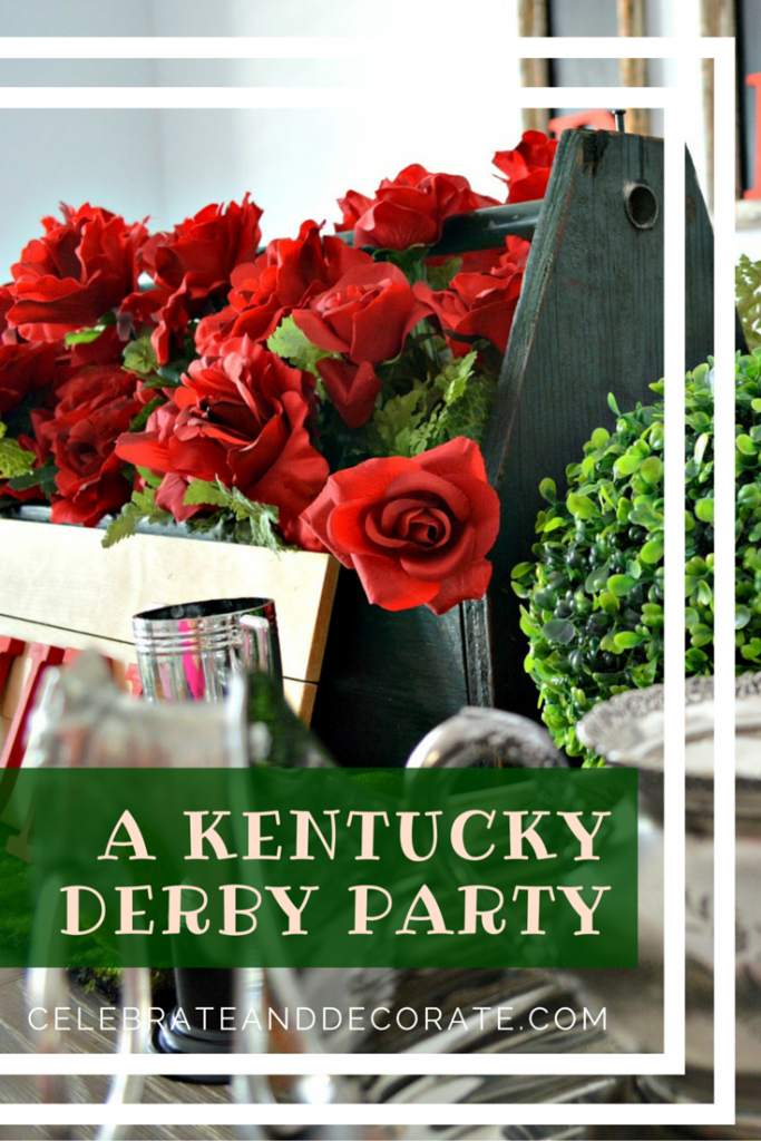A Kentucky Derby Party