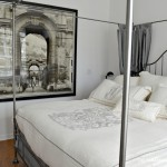 A French Equestrian Themed Guest Room