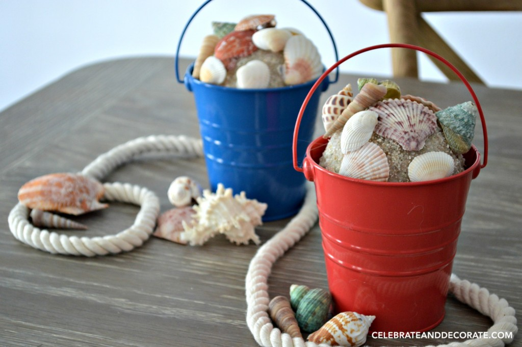 Cute Coastal Bookend DIY