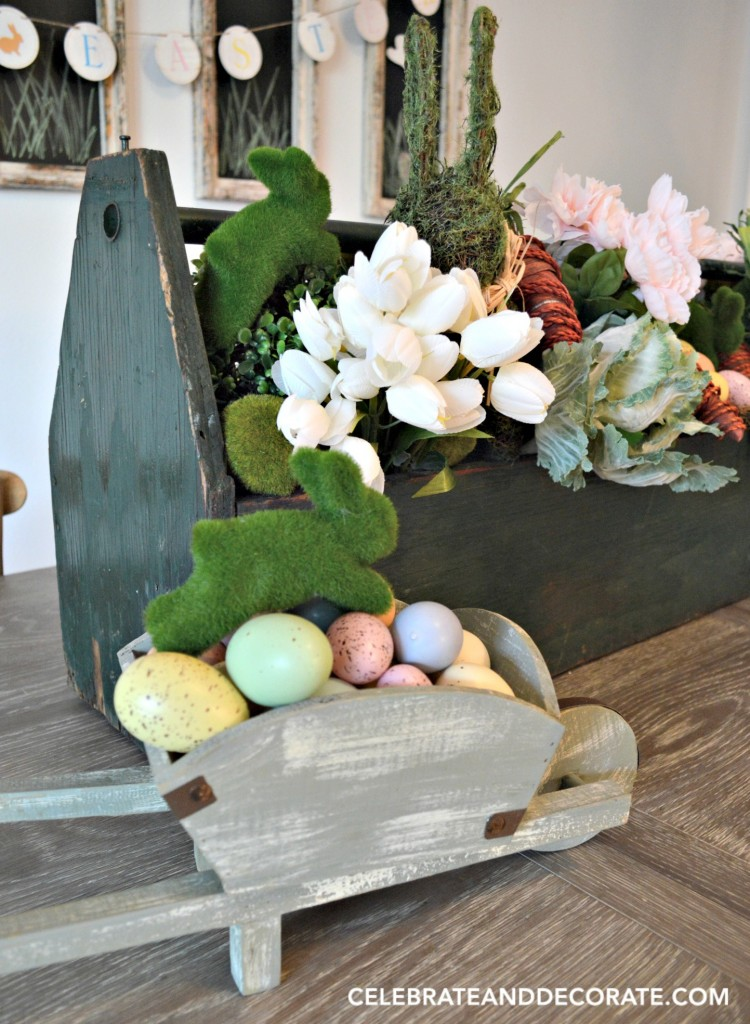 Easter Farmhouse decor