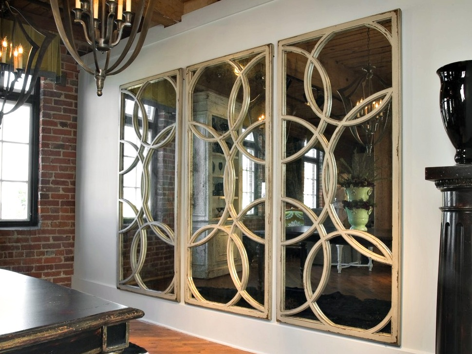10 Ideas For Using Mirrors In Your Home Celebrate Amp Decorate