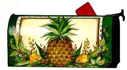 13 Ways To Use Pineapples In Home Decor Celebrate Amp Decorate
