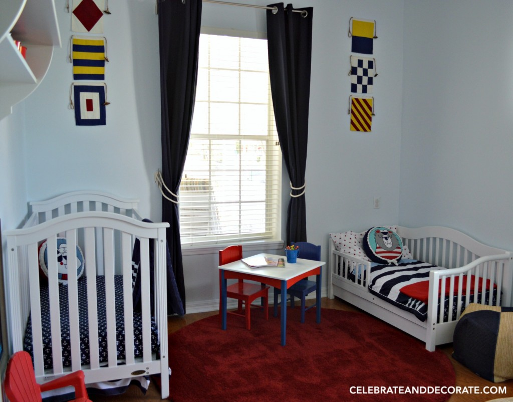 A Nautical Nursery