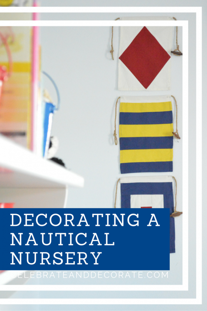 Decorating A Nautical Nursery