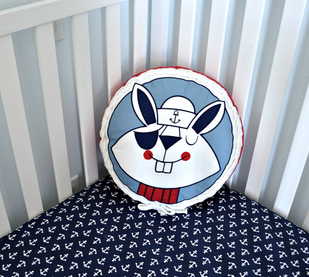Nautical Nursery Linens