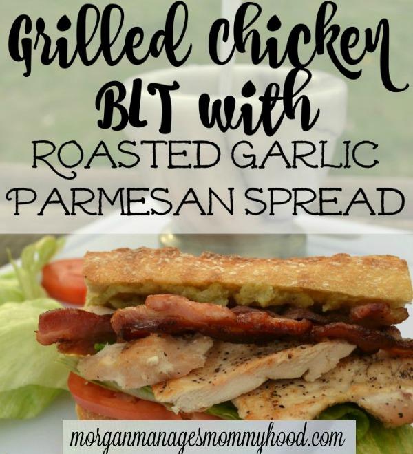 Grilled Chicken BLT