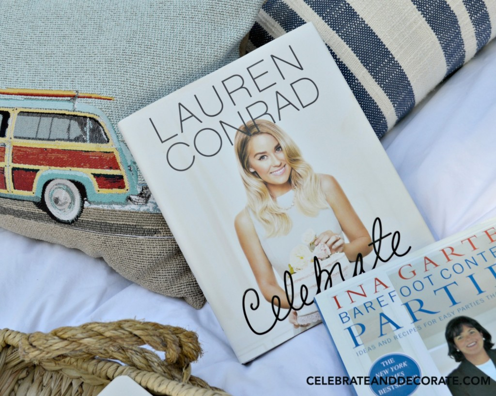 Lauren Conrad's Book - Celebrate
