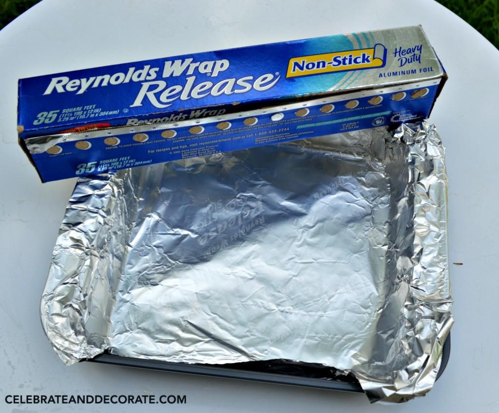 Reynolds Wrap Release