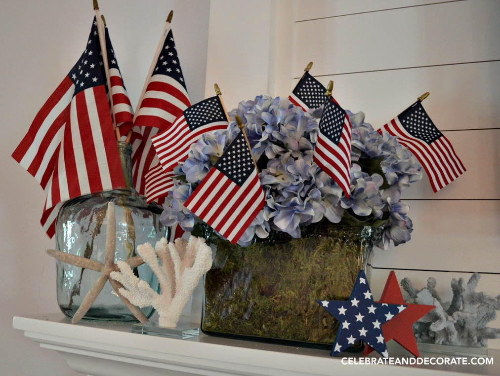 All American Coastal style decor