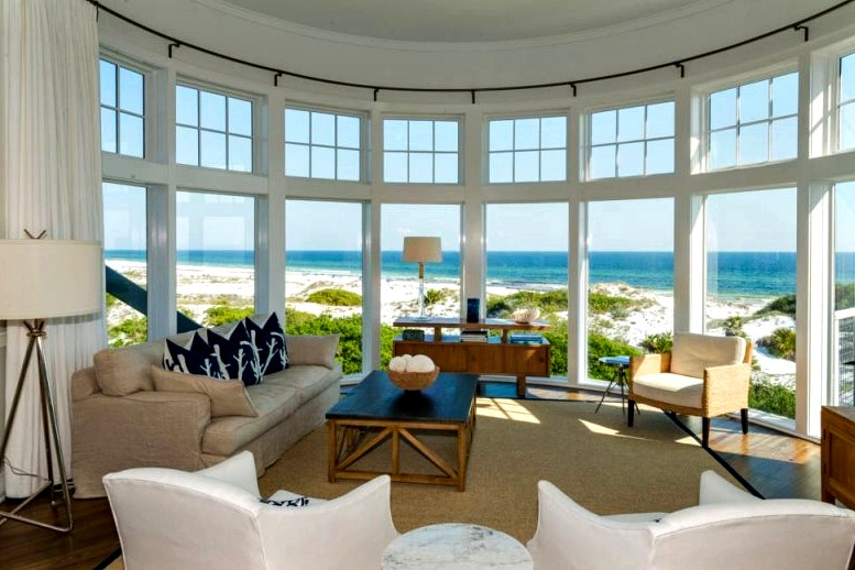 Ocean and Beach View