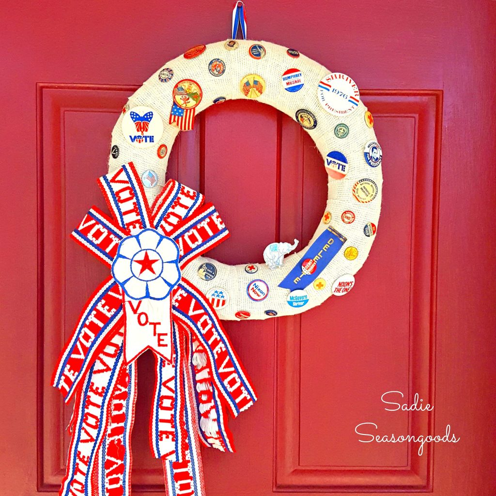 9_Vintage_vote_political_button_pinback_wreath_for_Fourth_of_July_Independence_Day_Sadie_Seasongoodsb-1