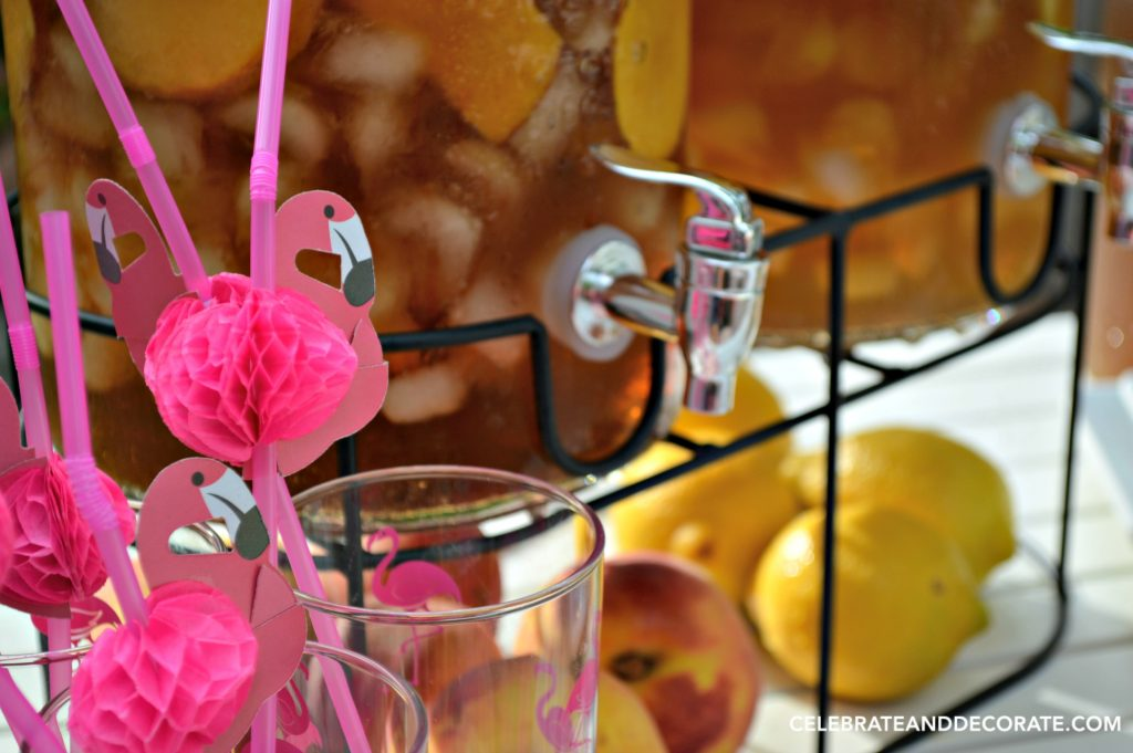 Fun Flamingo Straws