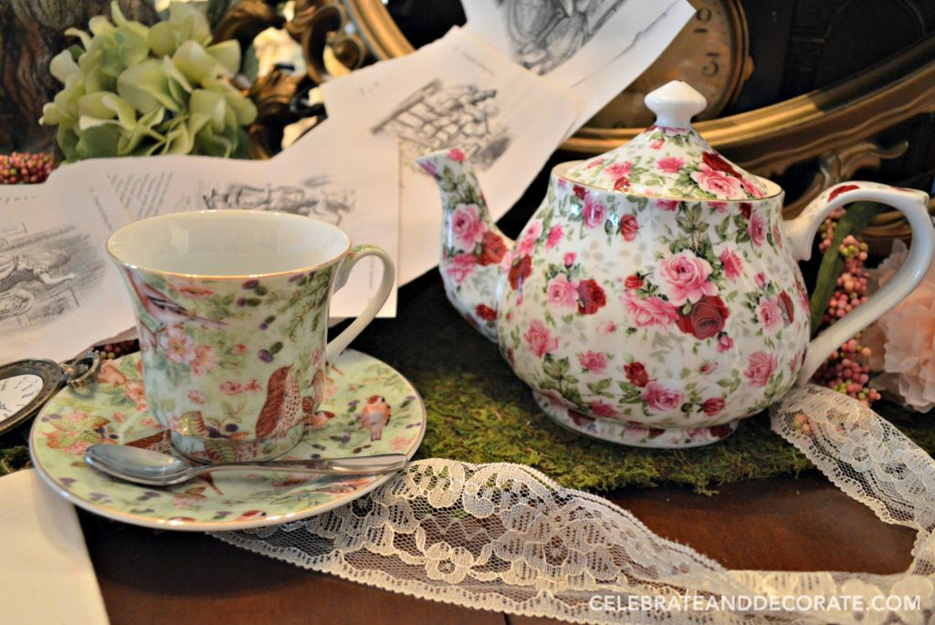 Join me for The Mad Hatter's Tea Party