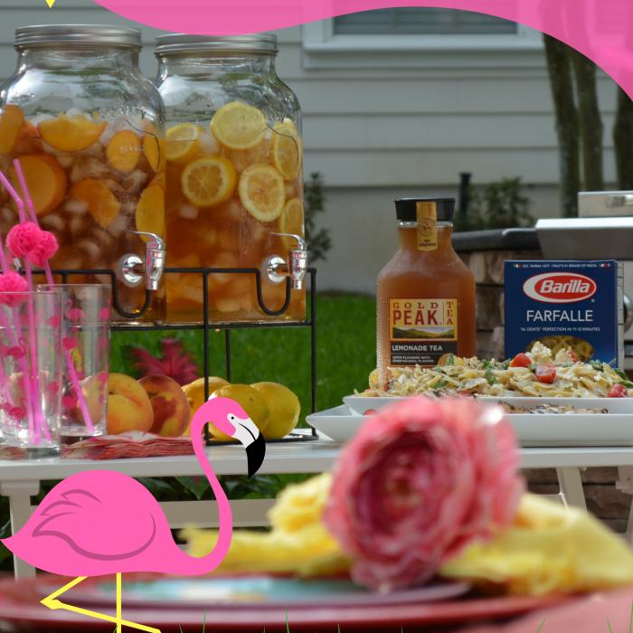 fun-flamingo-summertime-dinner
