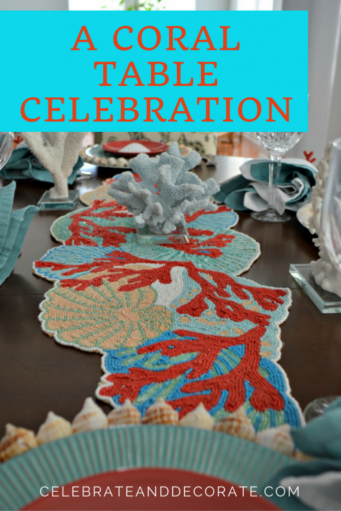 A Coral Table Celebration