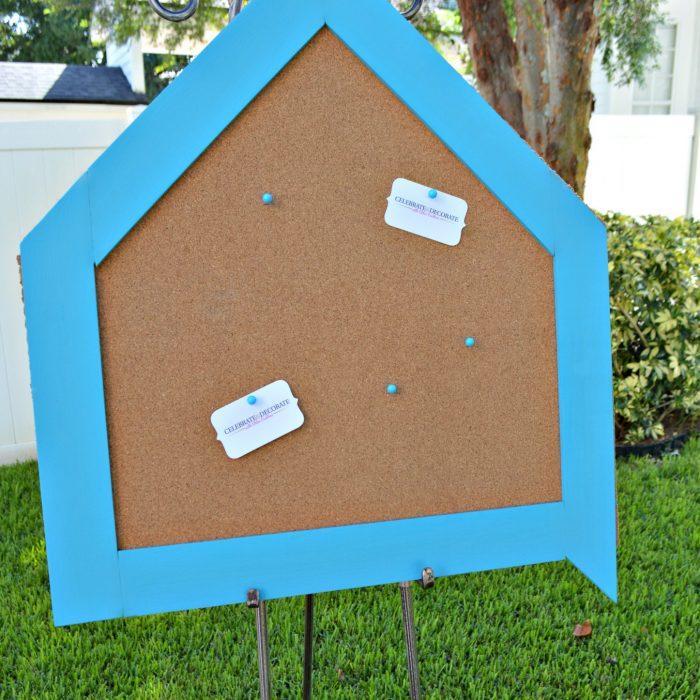 Make your own DIY Bulletin Board