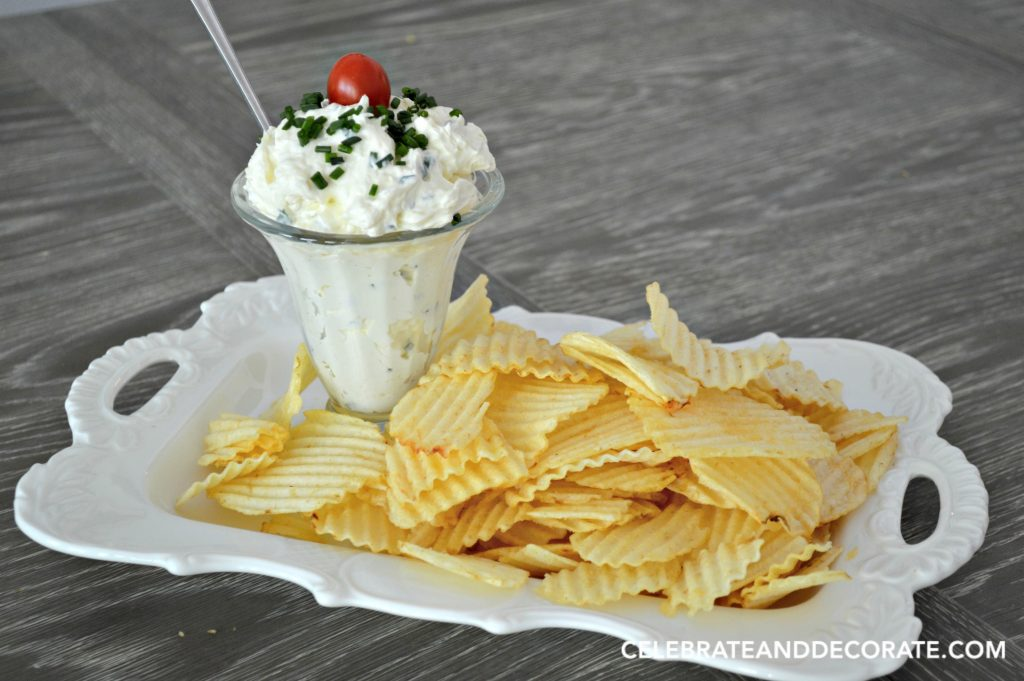 The best chip dip ever!