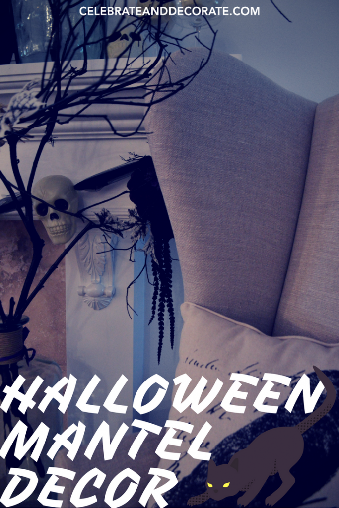 halloweenmantel-decor