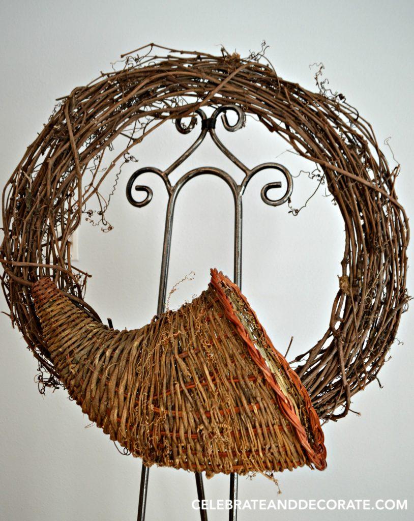 how-to-make-a-fall-wreath-with-a-cornucopia