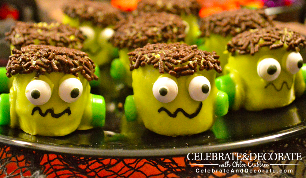 frankenstein-marshmallow-treats-1