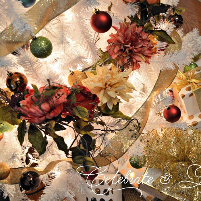 a-white-christmas-tree