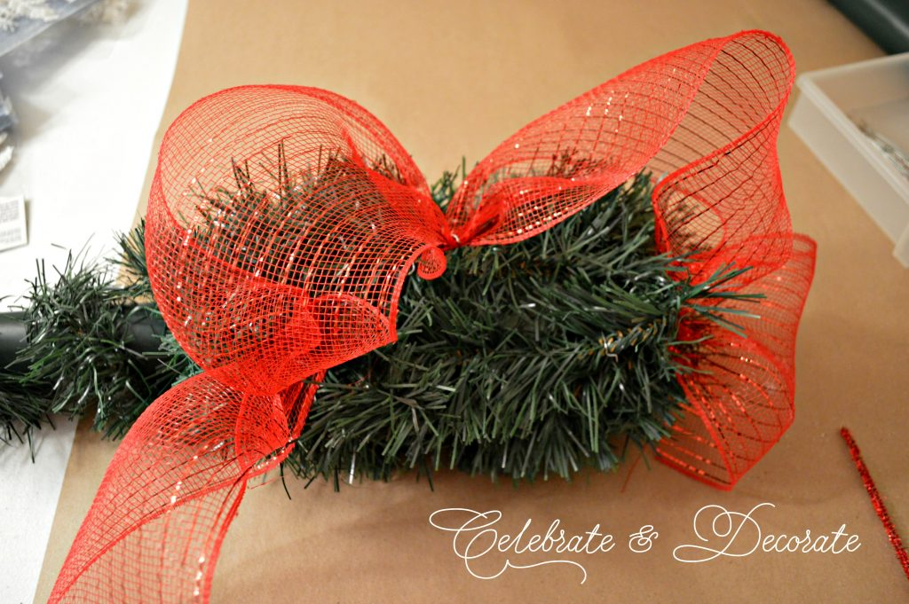 DIY Christmas Swags for $5