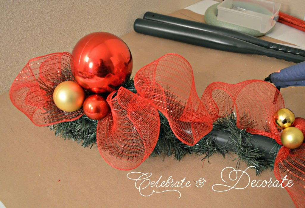 DIY Christmas Swags for just $5