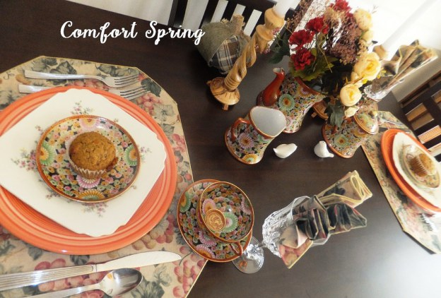 November Brunch Tablescape