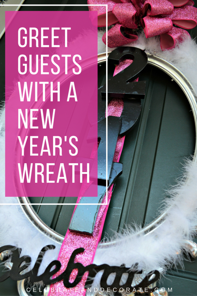 New Year's Wreath