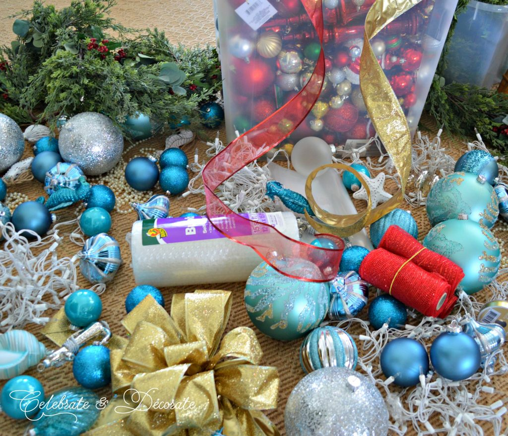 Tips for storing Christmas ornaments