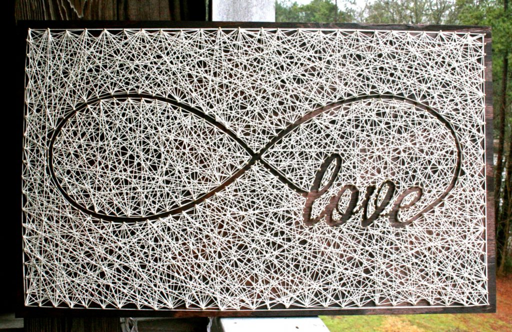 String Art DIY