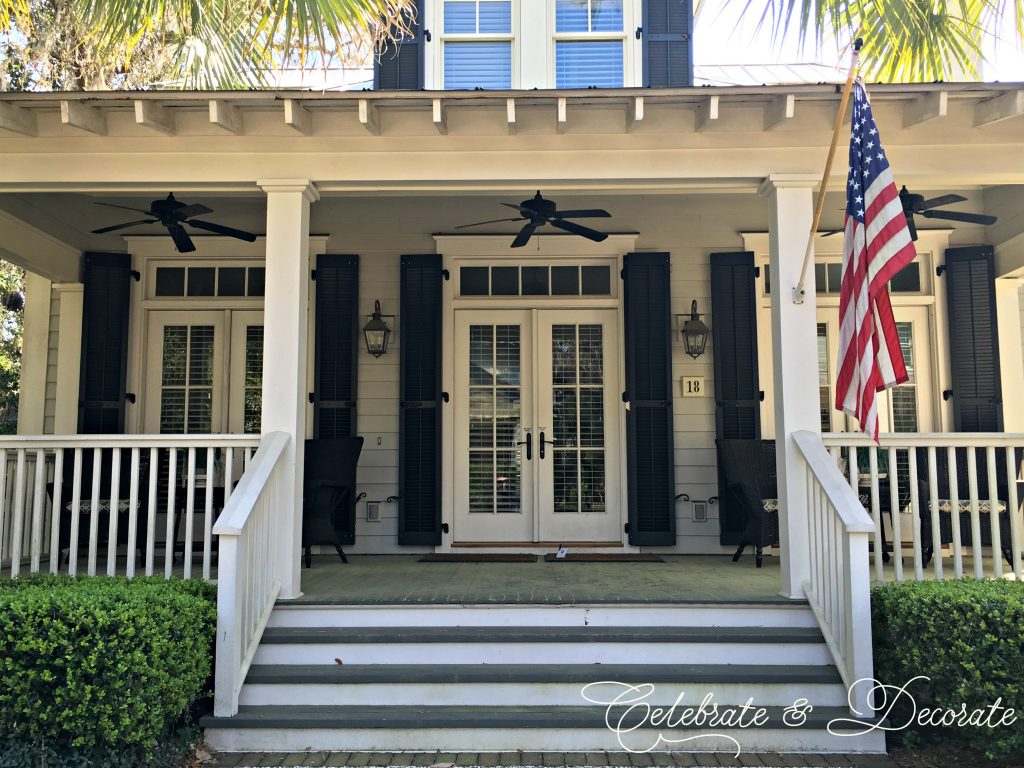 Searching for low country style