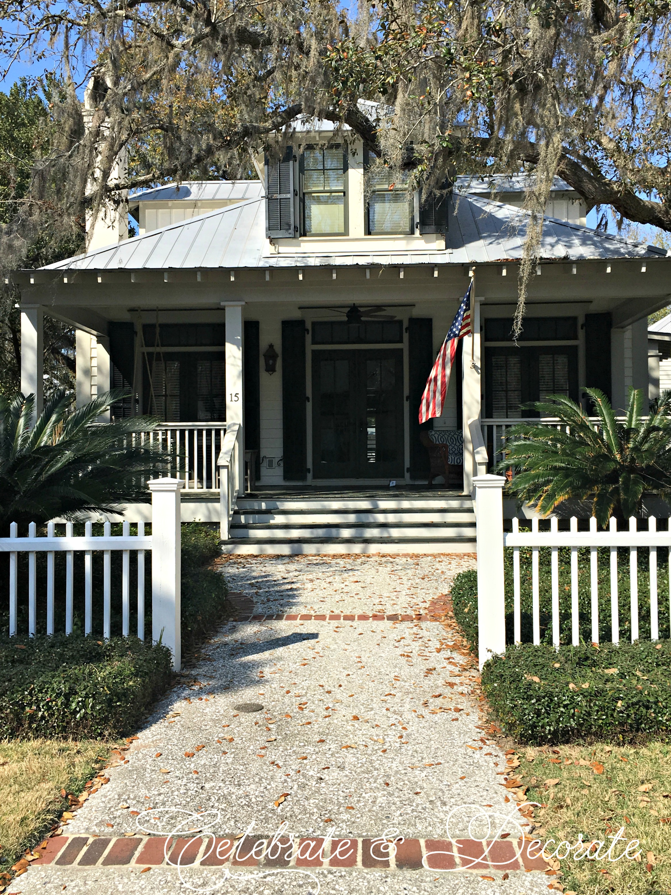 Searching for low country style celebrate decorate for Low country architecture
