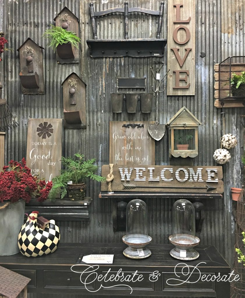 Farmhouse accents for your home
