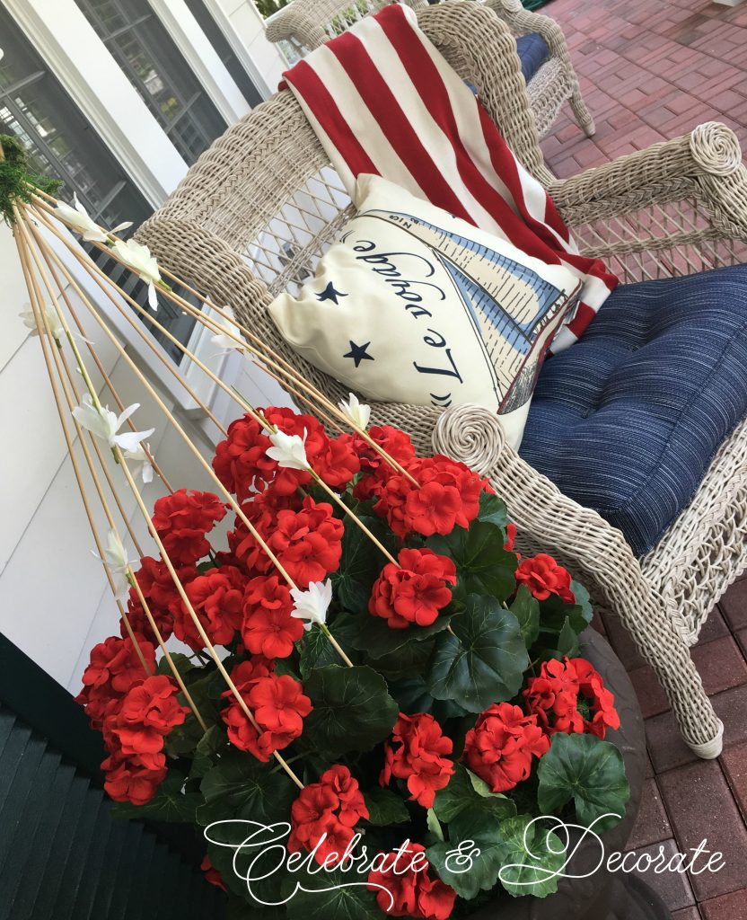 Front Porch decorations