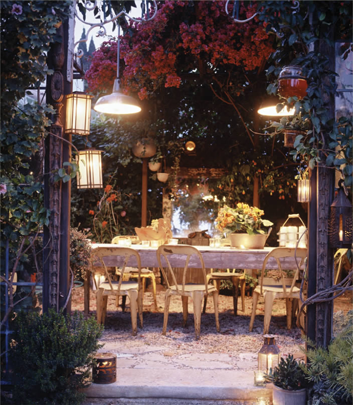 12 Inspiring Ideas for Outdoor Dining