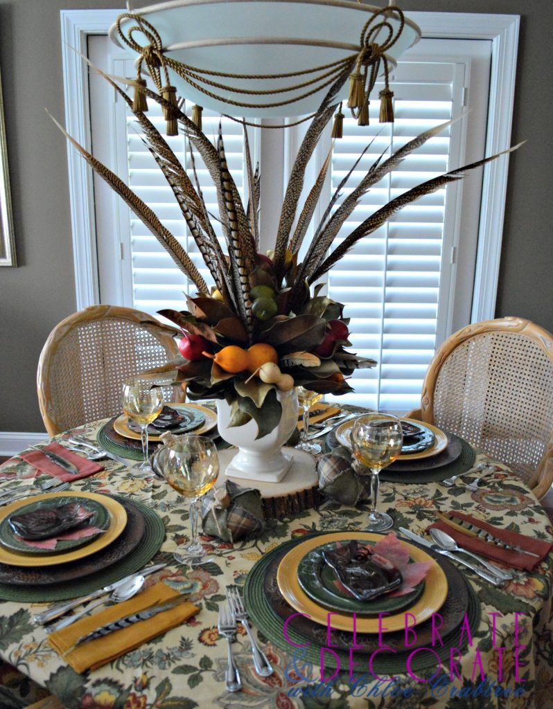 fall tablescapes for inspiration celebrate decorate