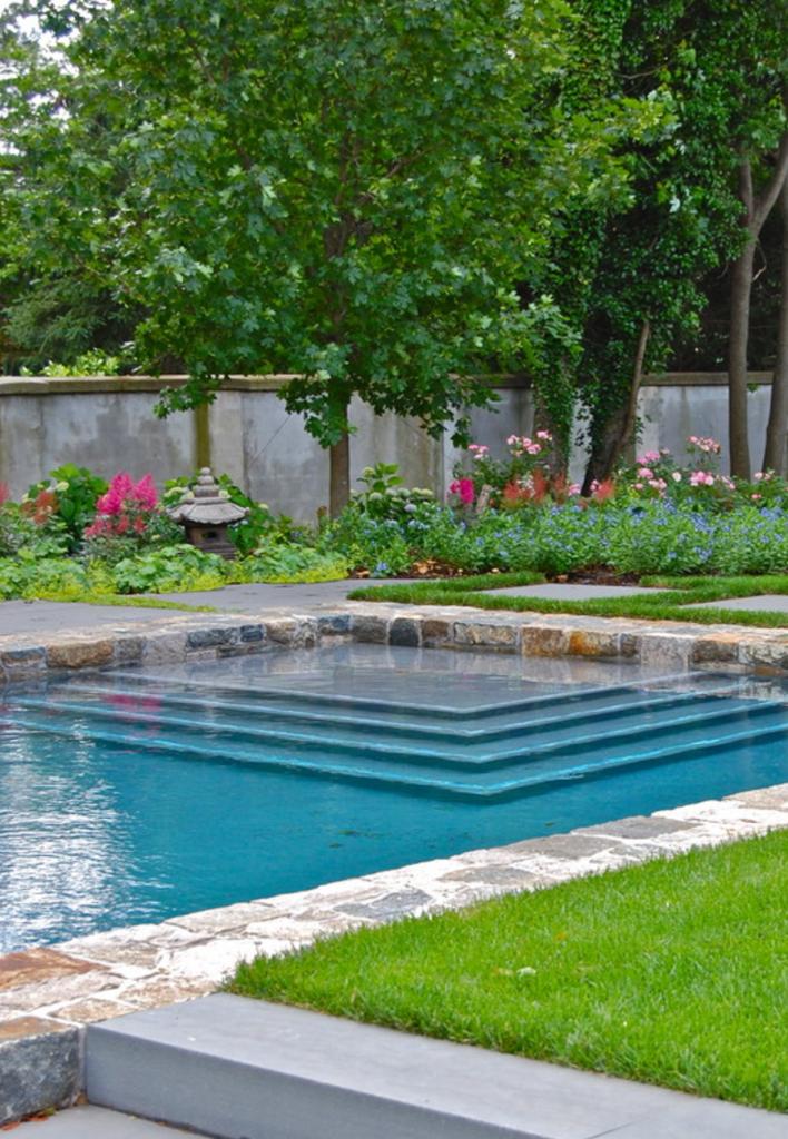 Small custom pools