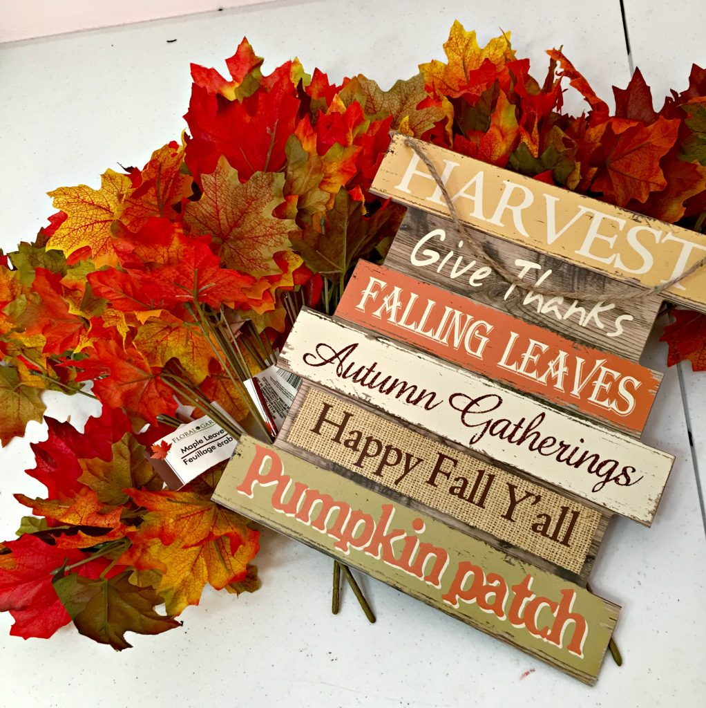 Make a Fall Wreath
